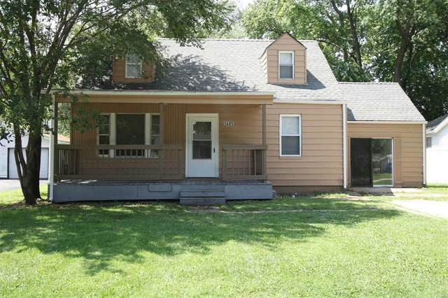 5605 Pontiac Drive, Fairview Heights, IL 62208 (#21058652) :: The Becky O'Neill Power Home Selling Team