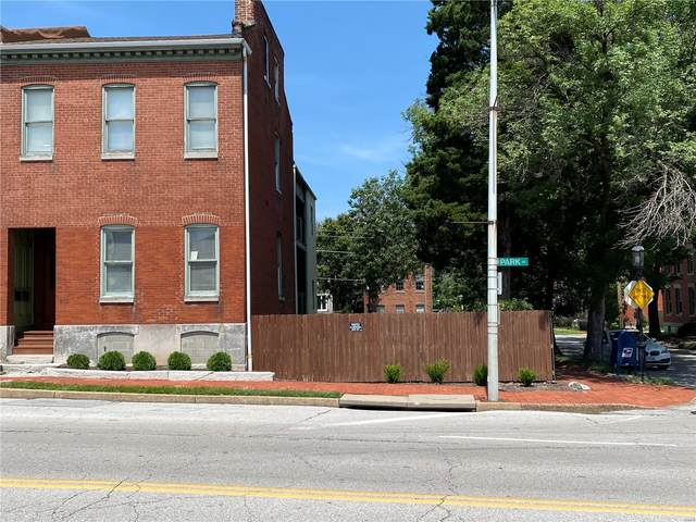 903 Park Avenue, St Louis, MO 63104 (#21058665) :: Jenna Davis Homes LLC