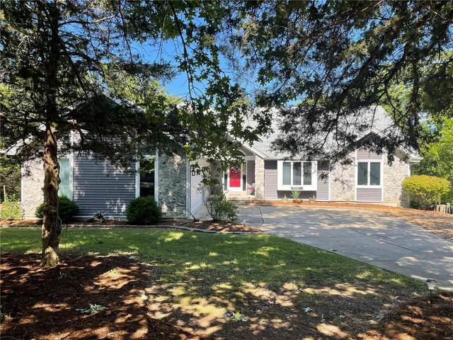 892 Silver Fox Ridge Drive, Innsbrook, MO 63390 (#21058737) :: Innsbrook Properties