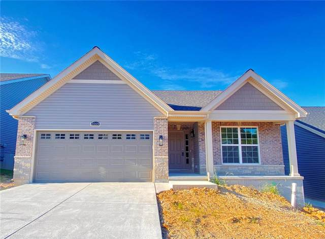 3169 Tuscan Valley Estates Court, Arnold, MO 63010 (#21058747) :: The Becky O'Neill Power Home Selling Team