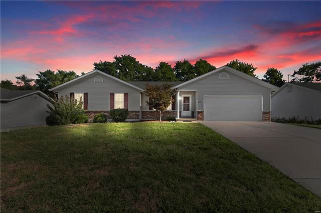 2555 Oak Forest Drive, Troy, MO 63379 (#21058763) :: St. Louis Finest Homes Realty Group