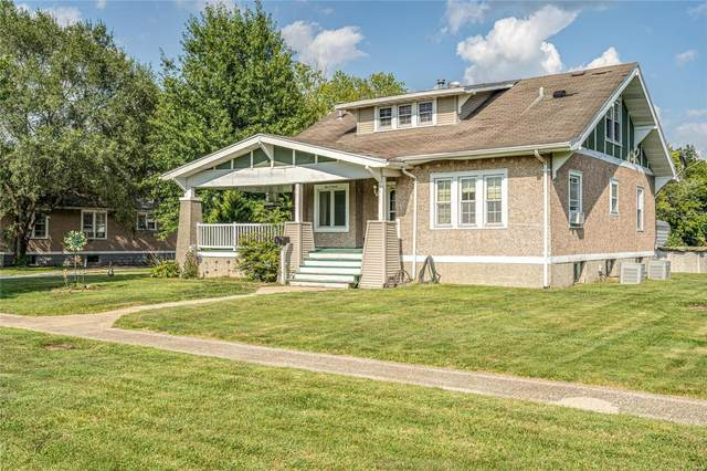 507 S 2nd, BENLD, IL 62009 (#21058844) :: Parson Realty Group