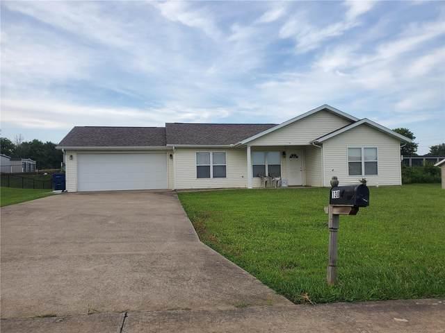130 Blue Willow Ln, Cape Girardeau, MO 63701 (#21058859) :: Hartmann Realtors Inc.