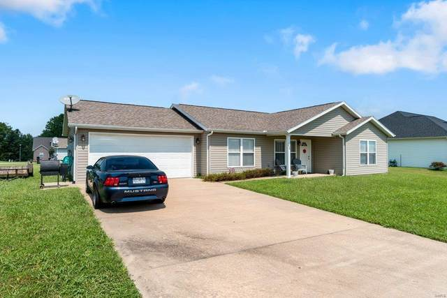 234 Willow Heights, Cape Girardeau, MO 63701 (#21058871) :: Hartmann Realtors Inc.
