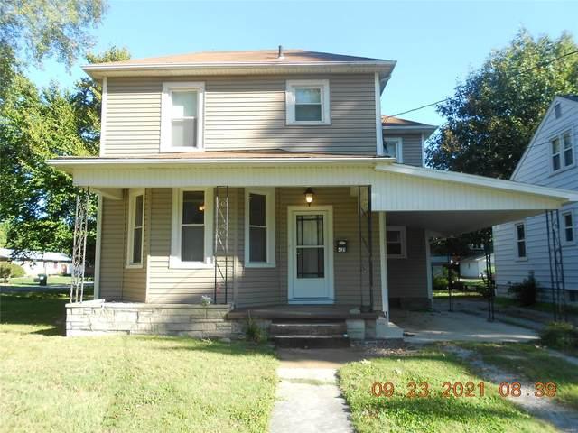 421 S 3rd Street, BREESE, IL 62230 (#21058891) :: Jenna Davis Homes LLC