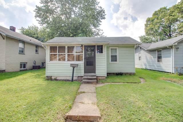 2939 Marshall Avenue, Granite City, IL 62040 (#21058918) :: Friend Real Estate