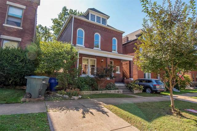 3938 Shaw Boulevard, St Louis, MO 63110 (#21058930) :: Matt Smith Real Estate Group