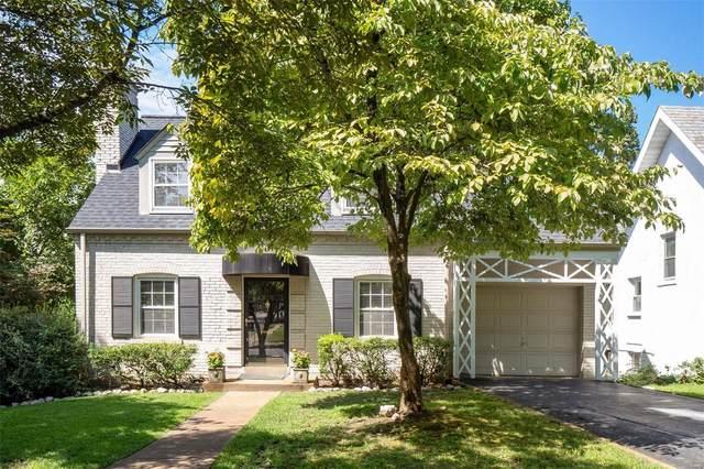 519 N Bemiston Avenue, University City, MO 63130 (#21058971) :: Kelly Hager Group | TdD Premier Real Estate