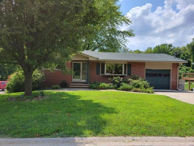 123 Crestview Drive, Wood River, IL 62095 (#21059021) :: Parson Realty Group