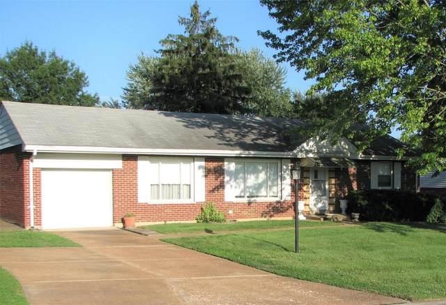 10112 Jeffleigh Lane, St Louis, MO 63123 (#21059085) :: Parson Realty Group