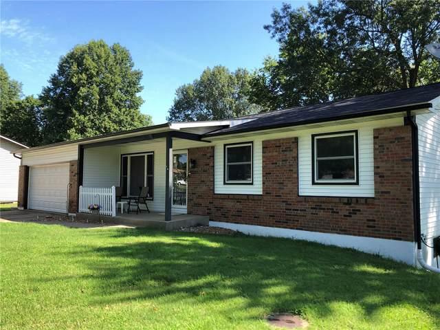 507 Trails Ridge, Glen Carbon, IL 62034 (#21059118) :: Parson Realty Group