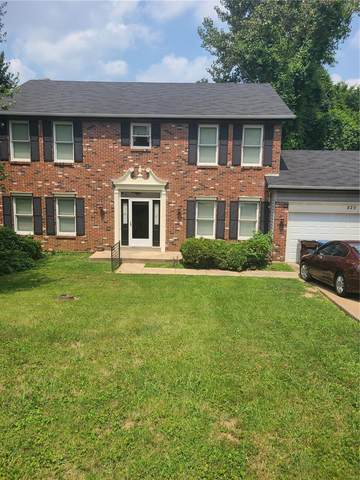 829 Le Maisson Drive, Ferguson, MO 63135 (#21059119) :: Reconnect Real Estate