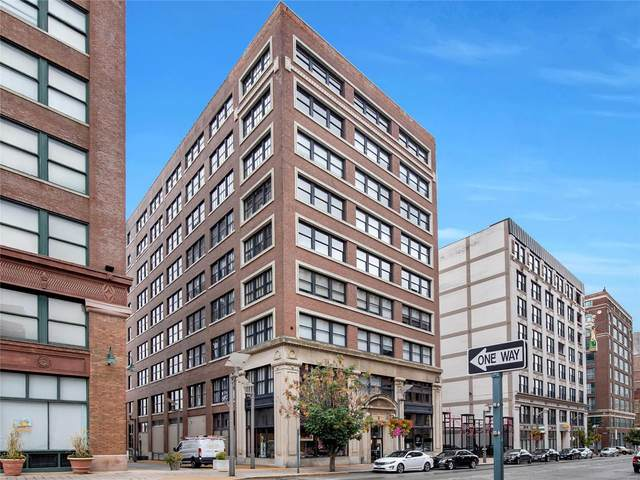 1619 Washington Avenue #603, St Louis, MO 63103 (#21059139) :: Clarity Street Realty