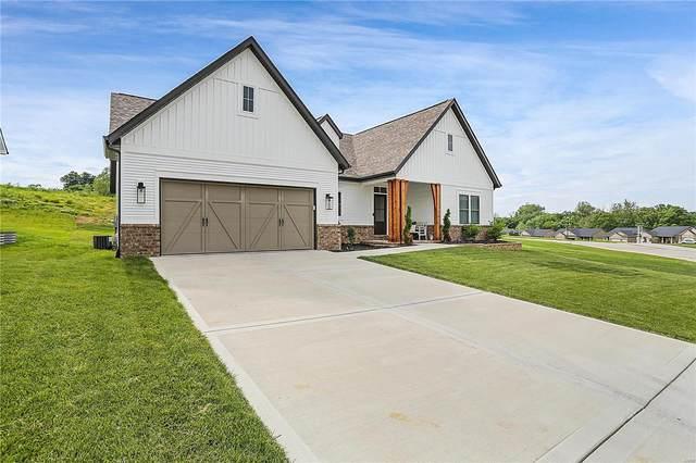7975 Donner Ridge, Caseyville, IL 62232 (#21059161) :: Parson Realty Group
