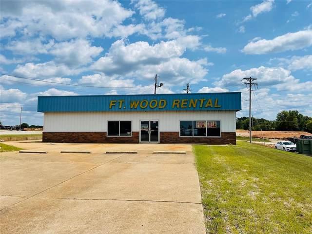 593 Marshall Drive, Saint Robert, MO 65584 (#21059171) :: Palmer House Realty LLC