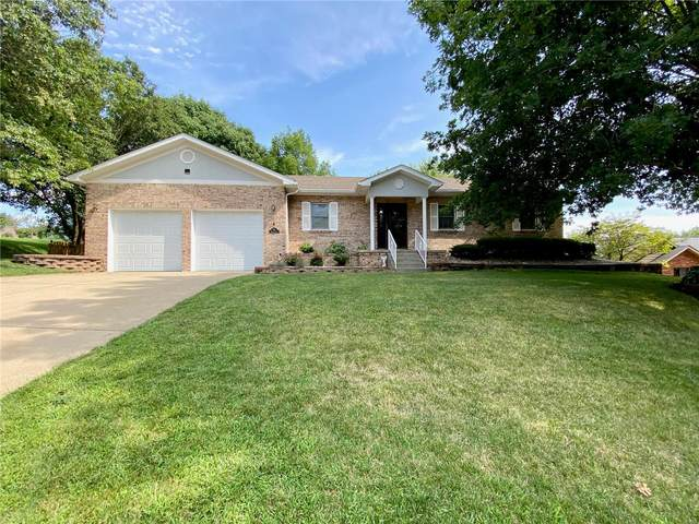 10 Horizon Drive, Belleville, IL 62226 (#21059285) :: The Becky O'Neill Power Home Selling Team