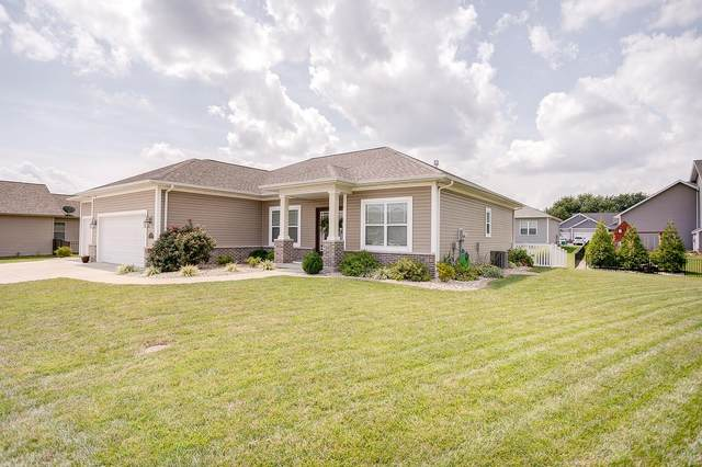 1305 Wadsworth Court, O'Fallon, IL 62269 (#21059340) :: The Becky O'Neill Power Home Selling Team