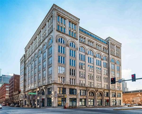 1136 Washington Avenue #610, St Louis, MO 63101 (#21059394) :: Palmer House Realty LLC