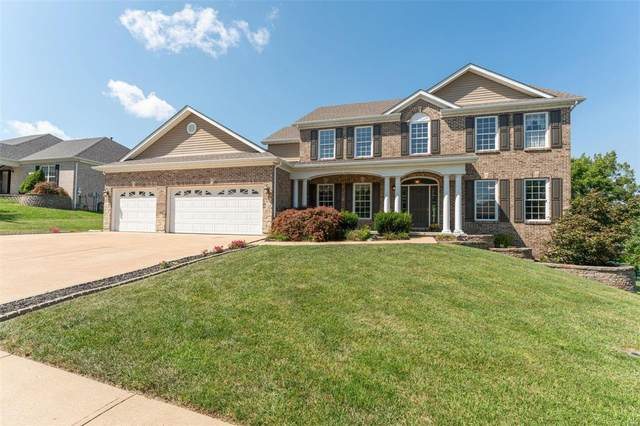 156 Lamp Post Lane, Arnold, MO 63010 (#21059488) :: Clarity Street Realty