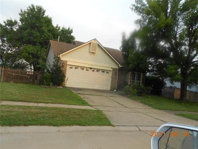 1271 Spartina Drive, Florissant, MO 63031 (#21059496) :: Clarity Street Realty