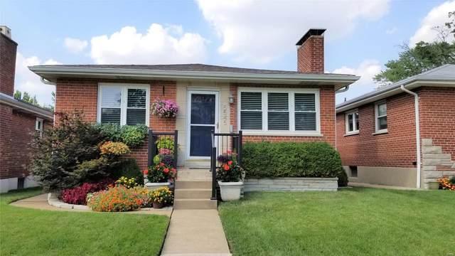 5545 Mardel Avenue, St Louis, MO 63109 (#21059545) :: Delhougne Realty Group