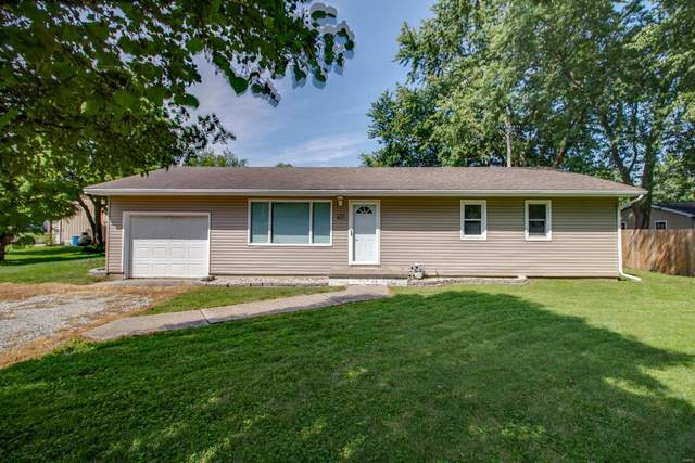 410 N Union, BUNKER HILL, IL 62014 (#21059577) :: Clarity Street Realty