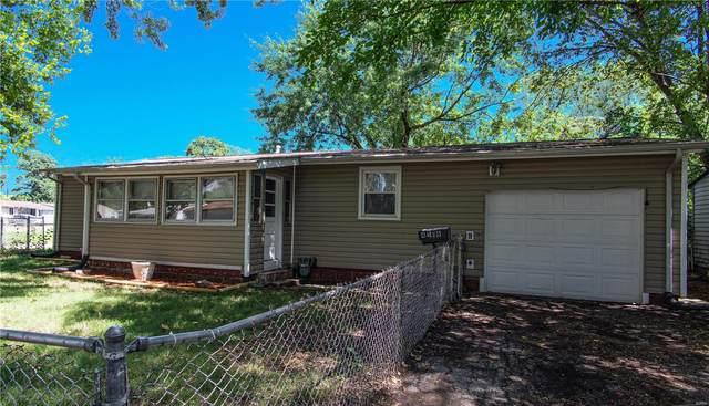 4516 Walter Avenue, Granite City, IL 62040 (#21059594) :: Parson Realty Group