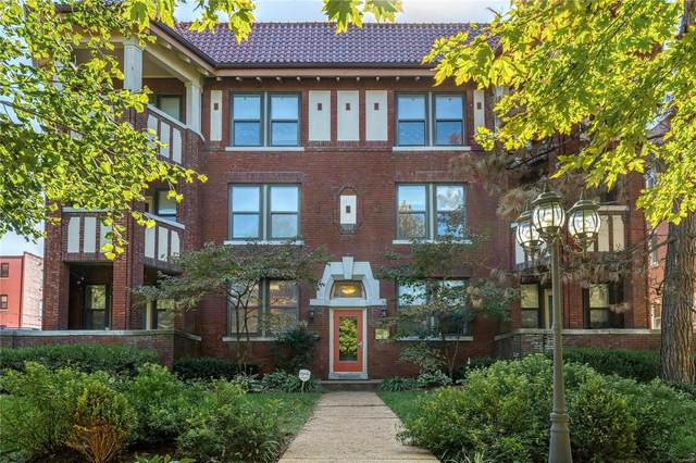 5646 Waterman Boulevard #34, St Louis, MO 63112 (#21059601) :: Finest Homes Network