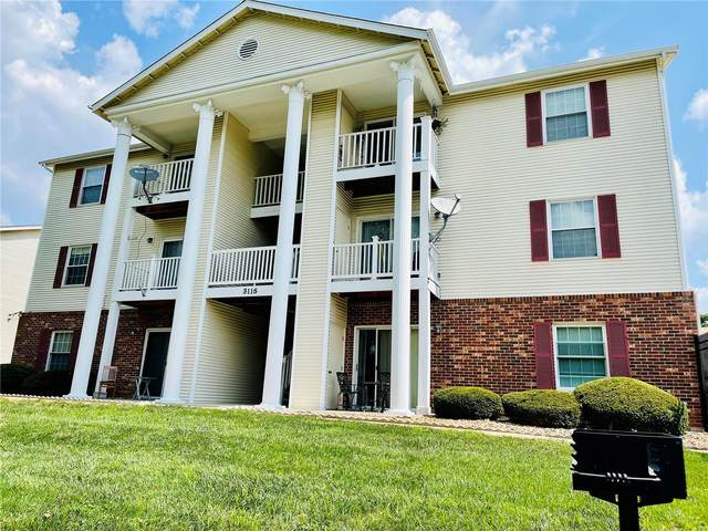 3115 Edwards Place #301, Maryland Heights, MO 63043 (#21059823) :: Clarity Street Realty