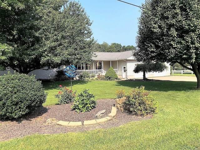 1685 N Schilling Lane, Vandalia, IL 62471 (#21059940) :: Delhougne Realty Group