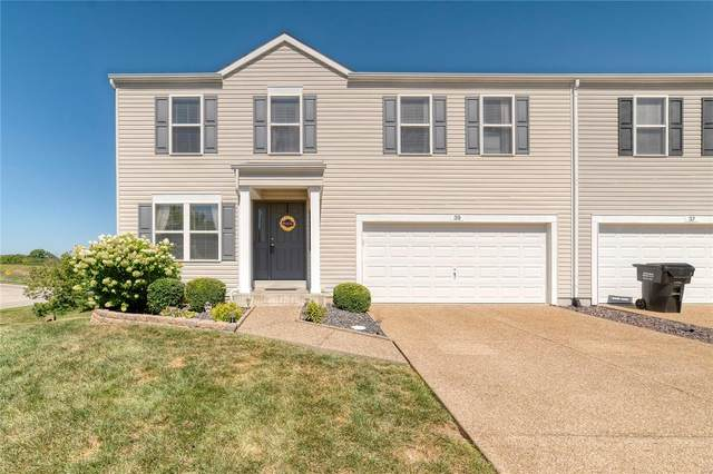 39 Chesterfield Court, Wentzville, MO 63385 (#21059949) :: St. Louis Finest Homes Realty Group