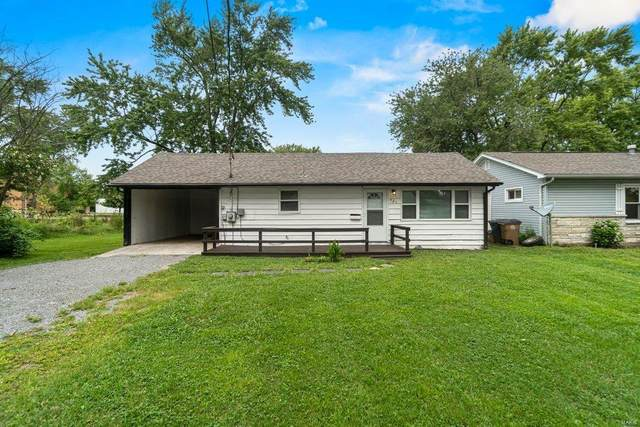 321 S Spring Avenue, Cape Girardeau, MO 63703 (#21059960) :: Mid Rivers Homes
