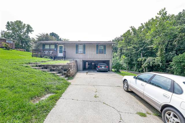 2 Holiday Drive, Collinsville, IL 62234 (#21059984) :: Parson Realty Group