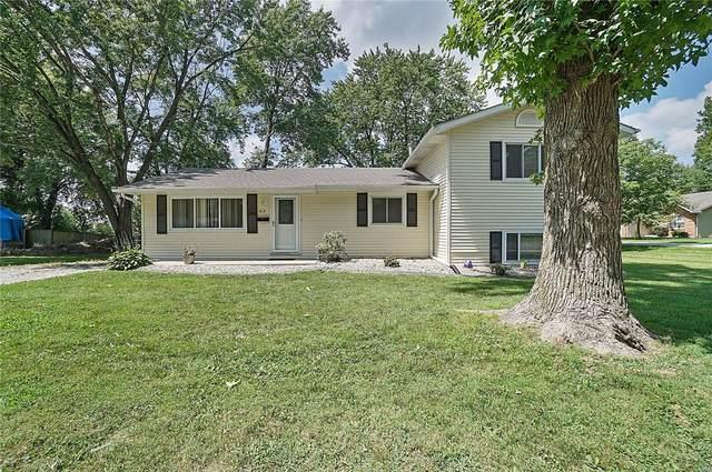 412 Franklin Avenue, Troy, IL 62294 (#21059987) :: Fusion Realty, LLC