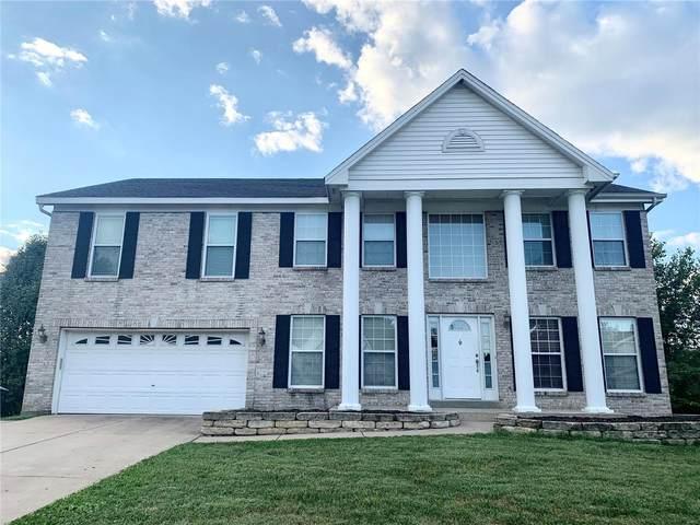 4144 Hobnail Drive, Saint Charles, MO 63304 (#21059996) :: Jenna Davis Homes LLC