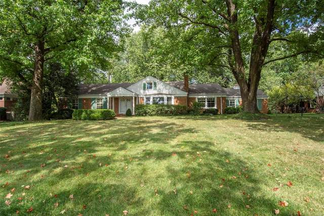 6 Outer Ladue Drive, Frontenac, MO 63131 (#21060010) :: Clarity Street Realty