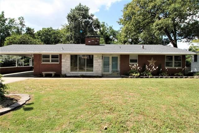 239 Oakley Place, East Alton, IL 62024 (#21060132) :: Hartmann Realtors Inc.