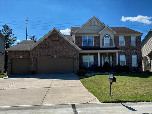 1006 Brook Mont Drive, O'Fallon, MO 63366 (#21060329) :: Finest Homes Network