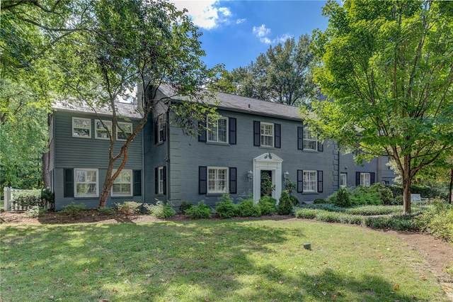 4 Maryhill Drive, St Louis, MO 63124 (#21060362) :: Finest Homes Network