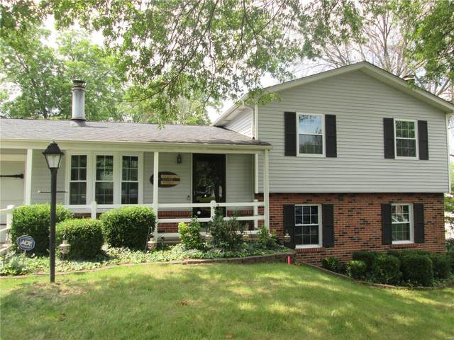 1001 Flair Court, St Louis, MO 63146 (#21060373) :: Parson Realty Group