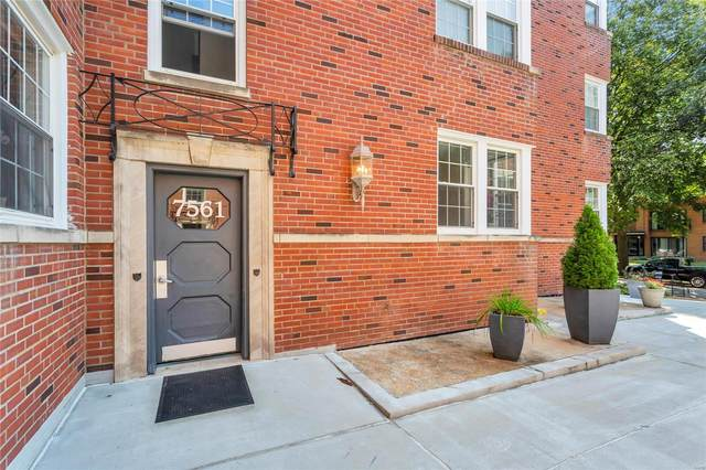7561 Oxford Drive 1N, Clayton, MO 63105 (#21060399) :: Clarity Street Realty