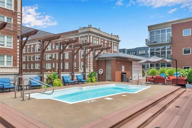 9 N Euclid Avenue #405, St Louis, MO 63108 (#21060437) :: Friend Real Estate