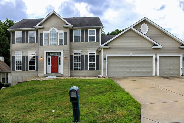 1286 Cypress Point, O'Fallon, MO 63366 (#21060454) :: Finest Homes Network