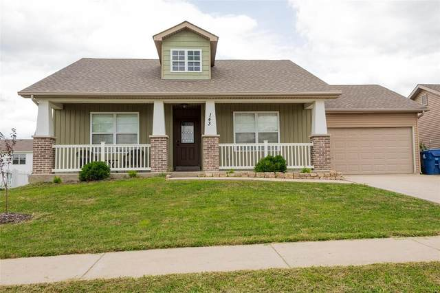 143 Killdeer, Moscow Mills, MO 63362 (#21060524) :: St. Louis Finest Homes Realty Group