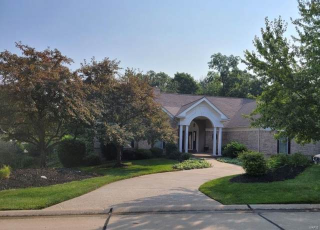 4020 Key Harbour Drive, Lake St Louis, MO 63367 (#21060626) :: Clarity Street Realty