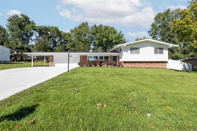 1261 Dielman Road, St Louis, MO 63132 (#21060645) :: Parson Realty Group
