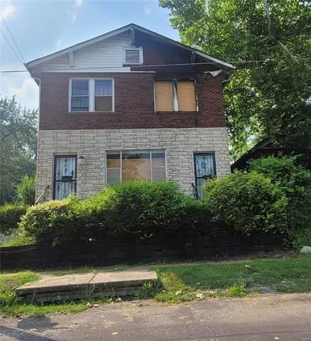 5401 Helen Avenue, St Louis, MO 63136 (#21060648) :: Delhougne Realty Group