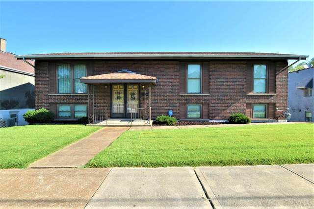 5339 Shaw Avenue, St Louis, MO 63110 (#21060673) :: Elevate Realty LLC