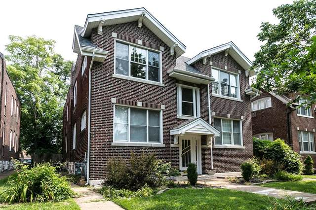 4627 Shenandoah Avenue, St Louis, MO 63110 (#21060715) :: Friend Real Estate