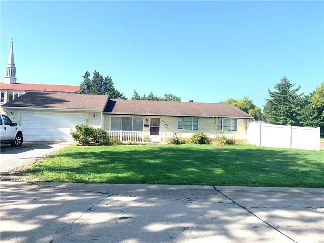 4262 Heidelberg Avenue, St Louis, MO 63123 (#21060727) :: Parson Realty Group